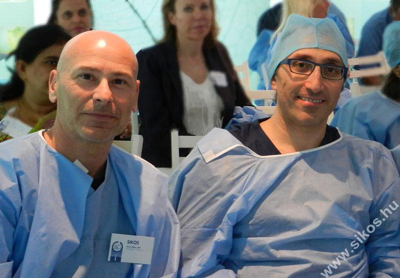 Dr. Farjo és dr. Sikos