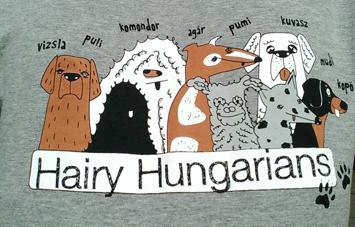 Hairy Hungarians